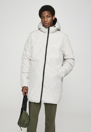 Winter coat - off-white