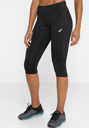 SILVER KNEE  - 3/4 sportsbukser - performance black
