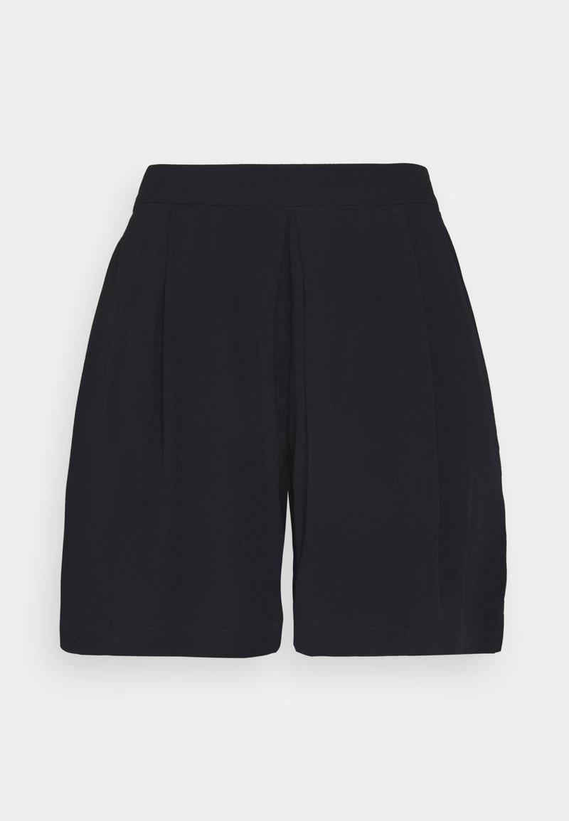 Bruuns Bazaar - LILLI DAPHNE - Shorts - navy blue
