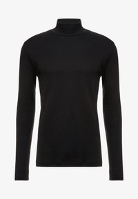 Samsøe Samsøe - MERKUR  - Stickad tröja - black - 3