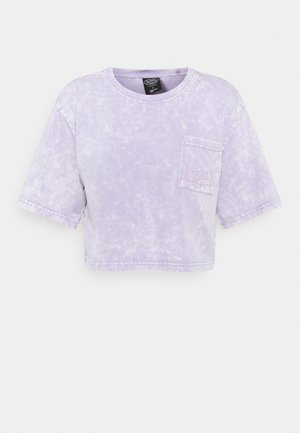 ARIEL - Print T-shirt - lavender