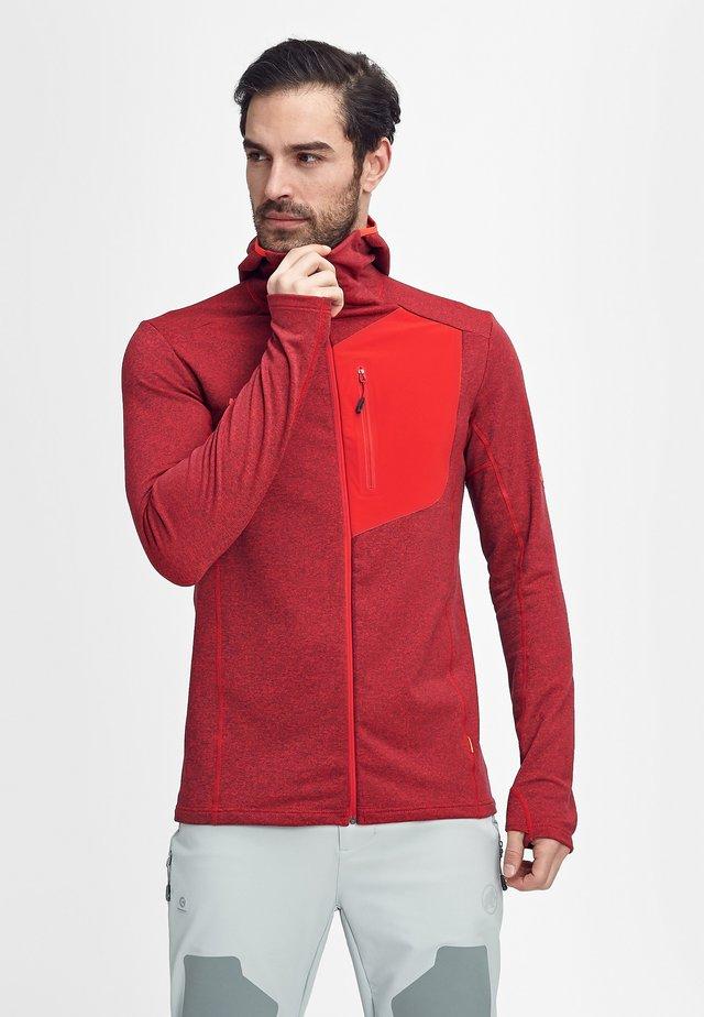 ACONCAGUA - Soft shell jacket - spicy