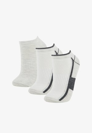 3-PACK - Calcetines - grey