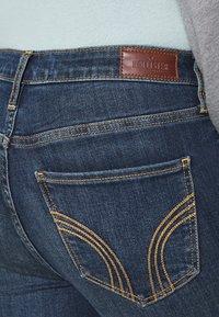Hollister Co. - Jeans Skinny Fit - blue denim - 4