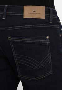 TOM TAILOR - JOSH - Jeans slim fit - clean rinsed blue denim - 5
