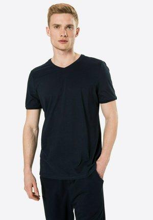 WE GO UNDERGROUND - T-Shirt basic - dunkelblau