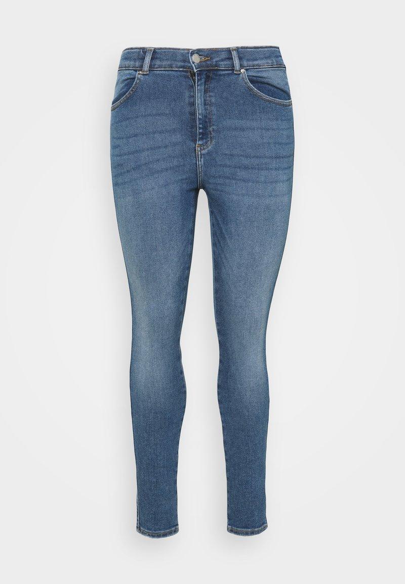 Dr.Denim Plus - LEXY - Jeans Skinny Fit - westcoast sky blue