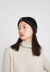Patrizia Pepe - FASCIA/HAIRBAND - Hair Styling Accessory - nero - 1