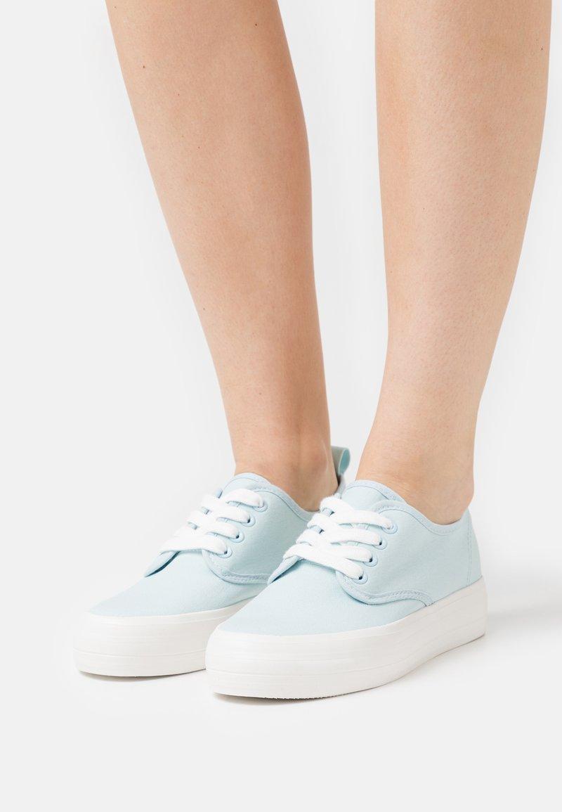 Even&Odd - Tenisky - light blue