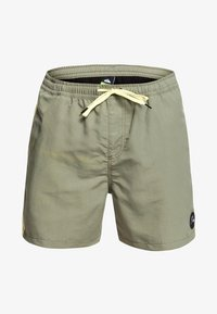 Quiksilver - Swimming shorts - green - 4