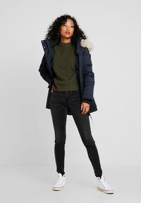 Monki - GITTY  - Jumper - khaki - 1