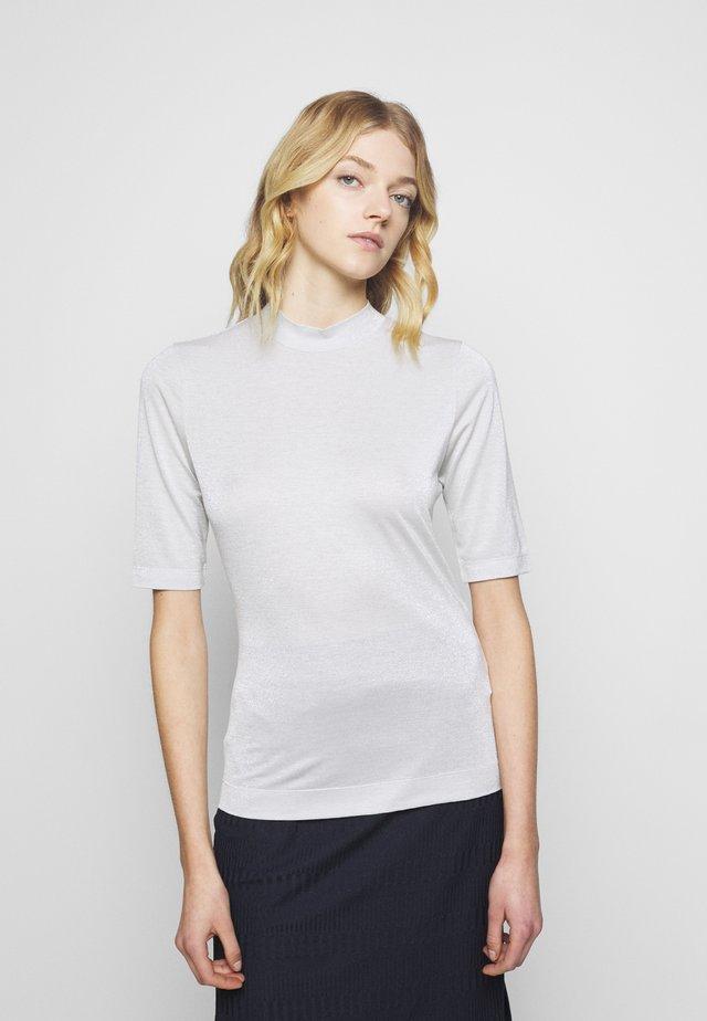 DASIRI - T-shirt imprimé - natural