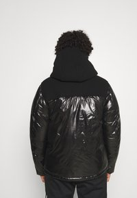 Champion Reverse Weave - HOODED JACKET - Veste d'hiver - black - 2