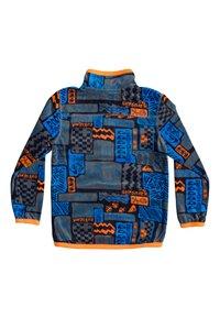 Quiksilver - AKER - Fleece jacket - navy jamo - 1