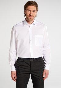 Eterna - REGULAR FIT - Camicia elegante - weiß - 0