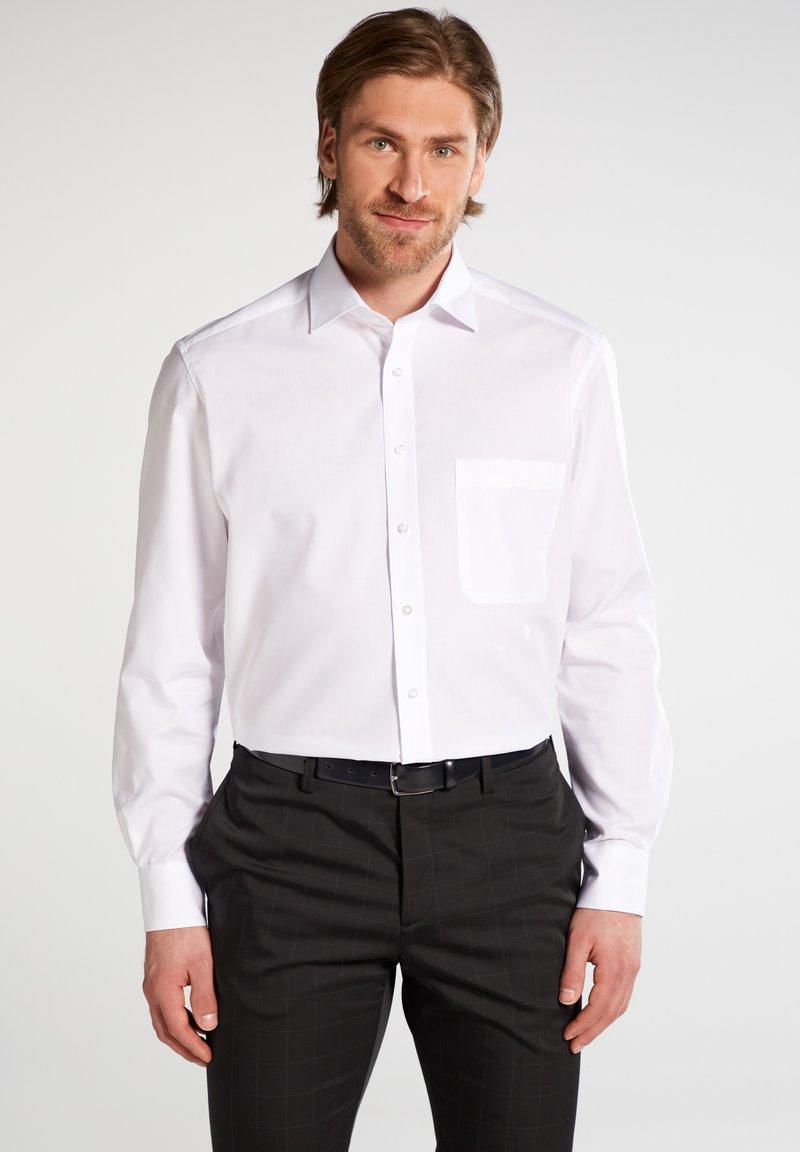 Eterna - REGULAR FIT - Camicia elegante - weiß