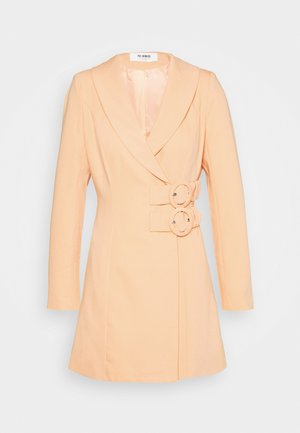 JESSIE DRESS - Abrigo corto - orange