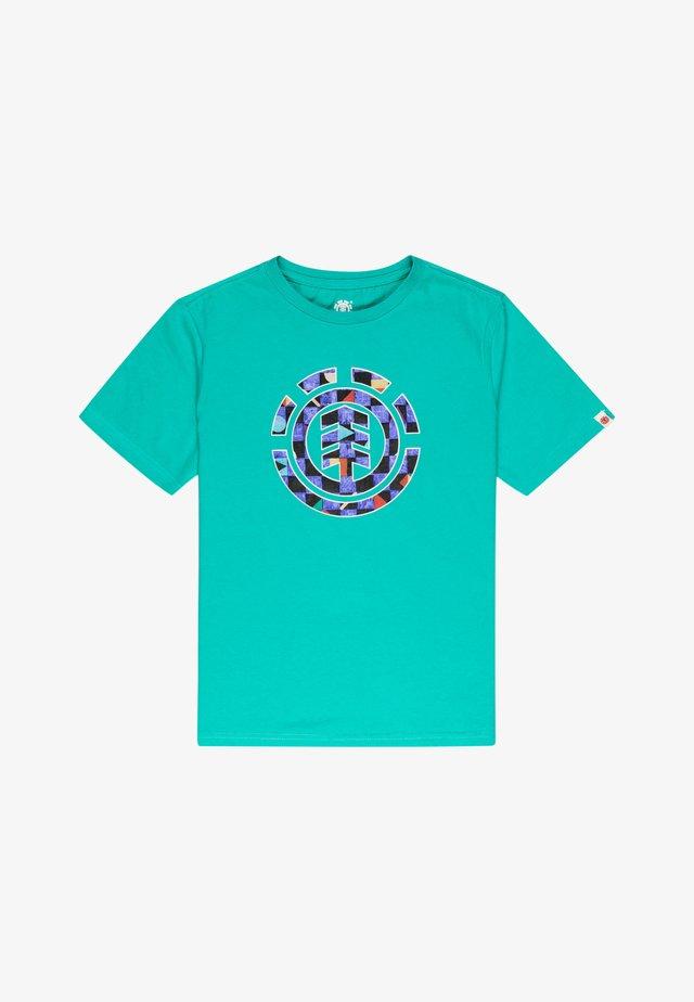 PRISM ICON - T-shirt print - atlantis