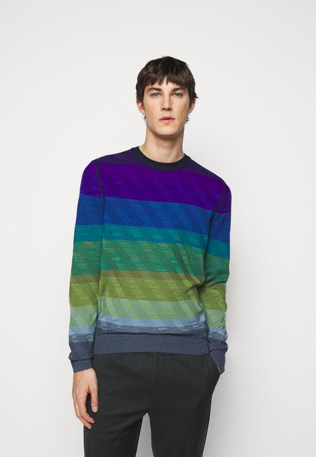 GENTS CREW NECK - Pullover - multi-coloured