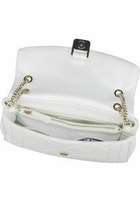 Valentino Bags - PERLA SATCHEL - Handbag - bianco - 4