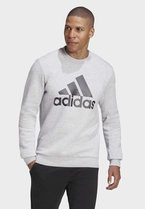 BADGE OF SPORT FLEECE SWEATSHIRT - Sweatshirts - grey
