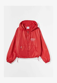 Bershka - Light jacket - red - 4