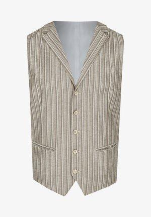 Suit waistcoat - sand