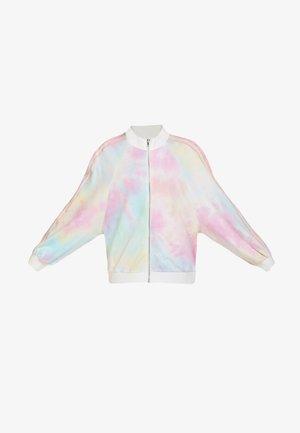 Summer jacket - pink/blue/yellow