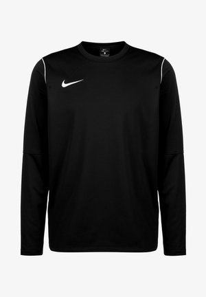 PARK 20 DRY CREW HERREN - Long sleeved top - black / white