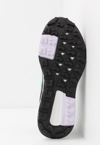 adidas Performance - TERREX TRAILMAKER GORE-TEX  - Løpesko for mark - core black/sky tint/purple tint - 4