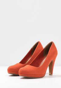 Marco Tozzi - High heels - terracotta - 4