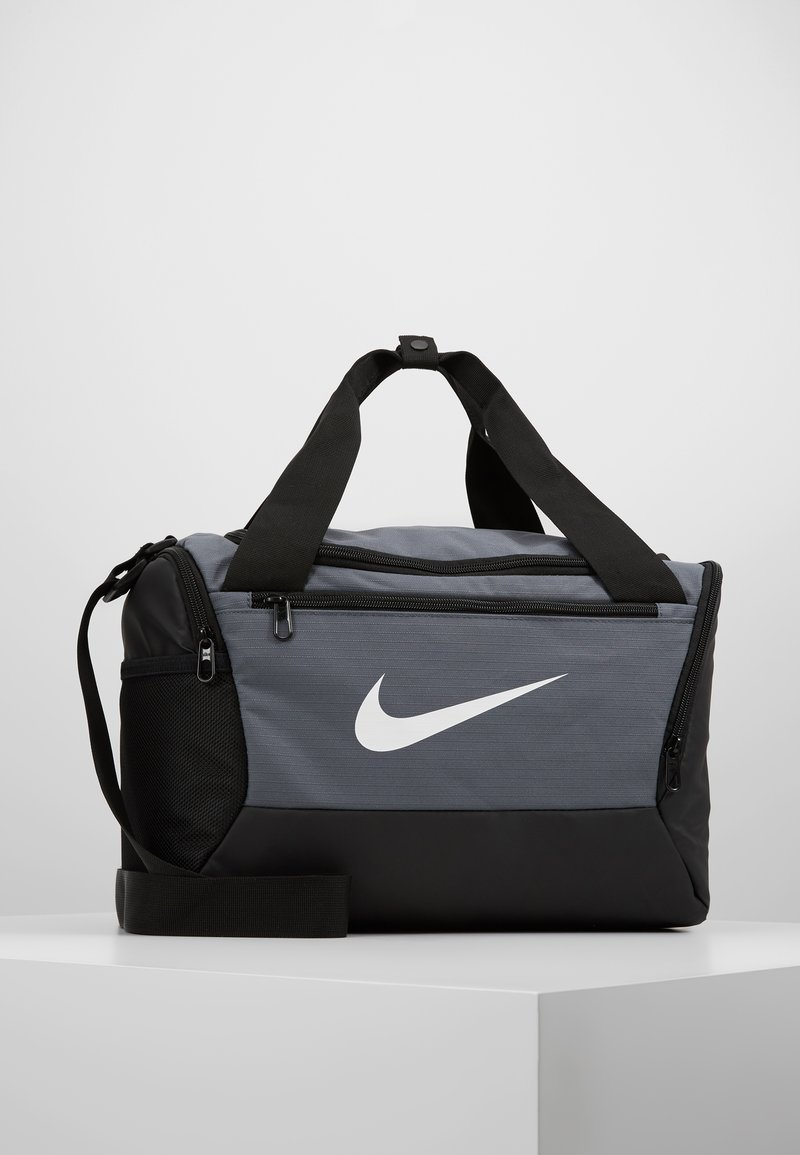 Nike Performance - Sports bag - flint grey/black/white