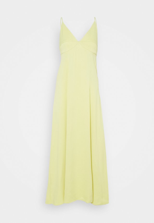 JILLY - Korte jurk - lime