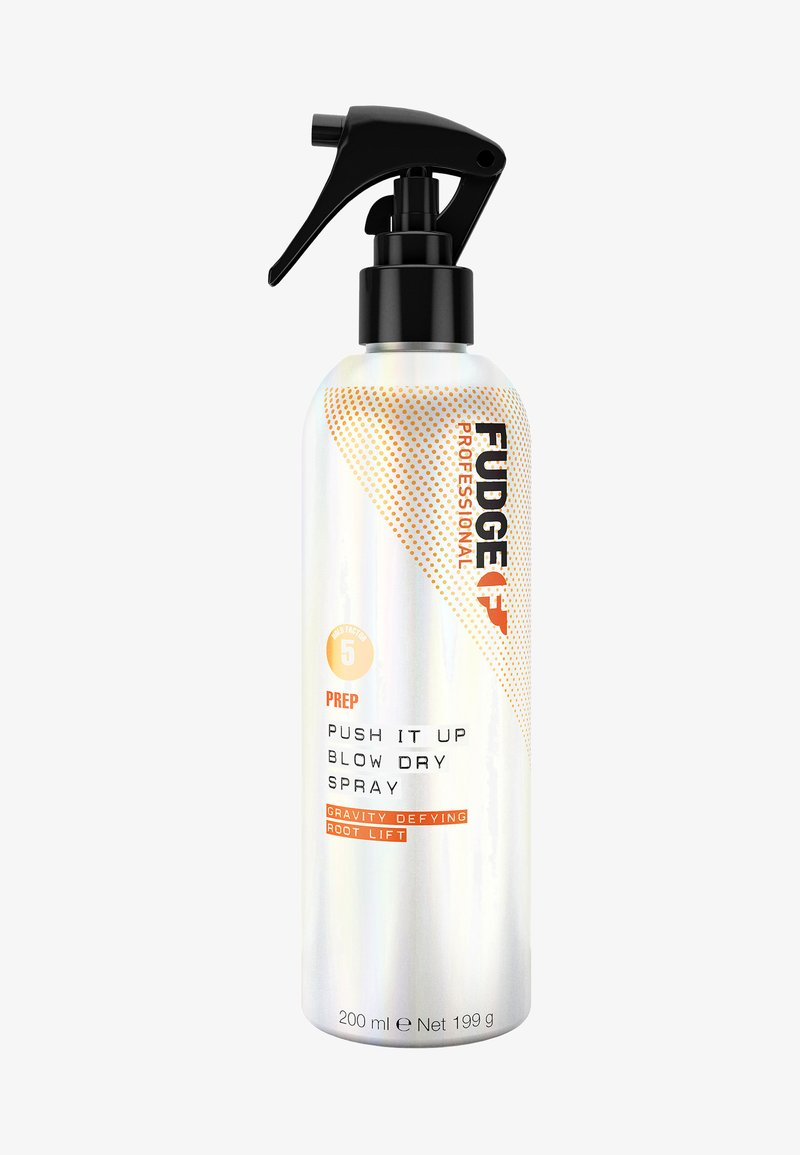 Fudge - PUSH IT UP BLOW DRY SPRAY - Hair styling - -