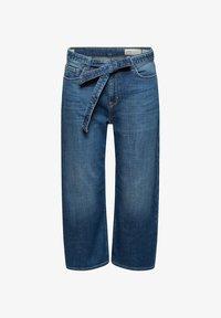 Esprit - Straight leg jeans - blue dark washed - 7