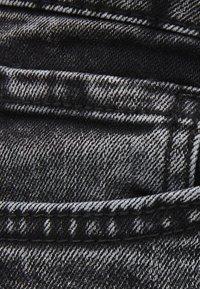Bershka - LOW WAIST - Jeans Skinny Fit - grey - 4