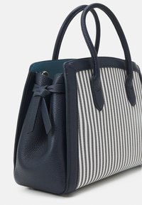 kate spade new york - KNOT STRIPE MEDIUM SATCHEL - Handbag - blazer blue - 3