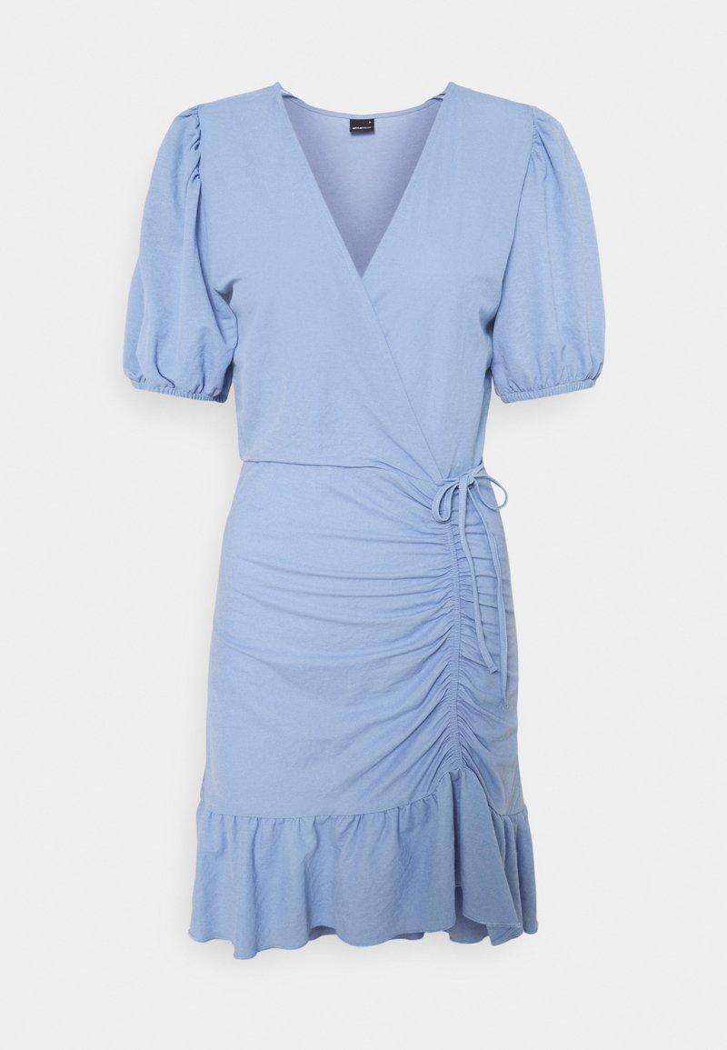 Gina Tricot - MAYA DRESS - Jerseykjole - forever blue