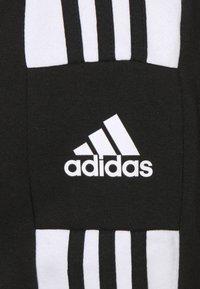 adidas Performance - SQUAD HOOD - Sweatshirt - black - 7