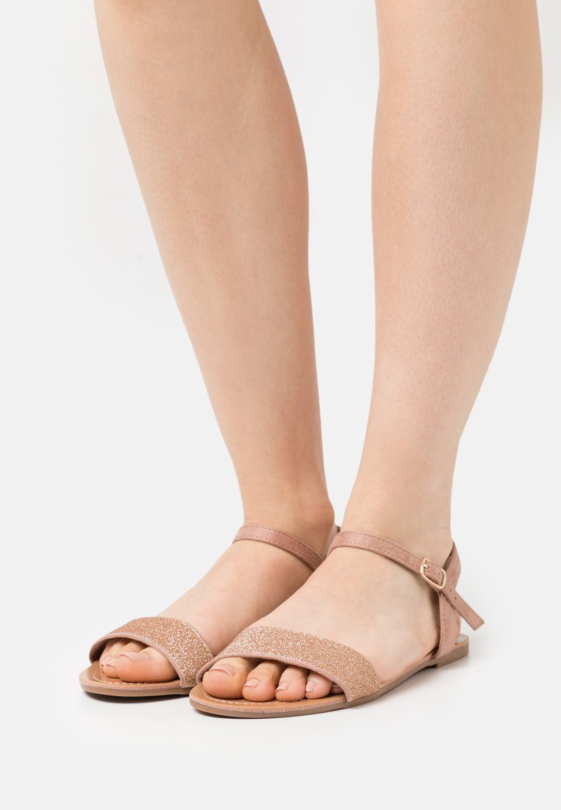 Anna Field - Sandales - rose gold