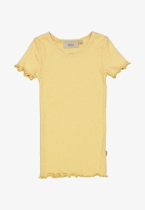 Basic T-shirt - sahara sun