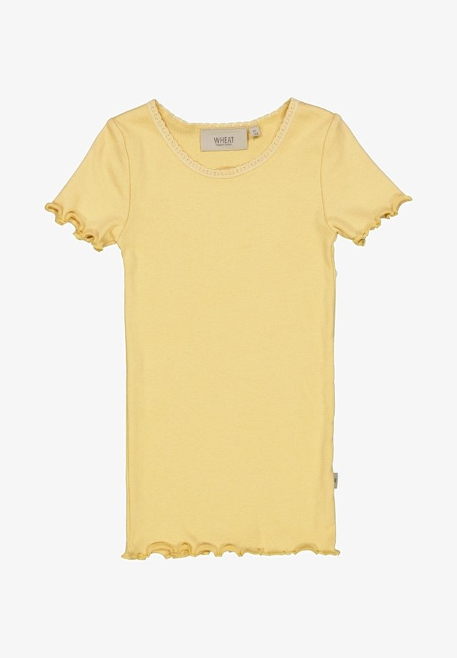 T-shirt basic - sahara sun