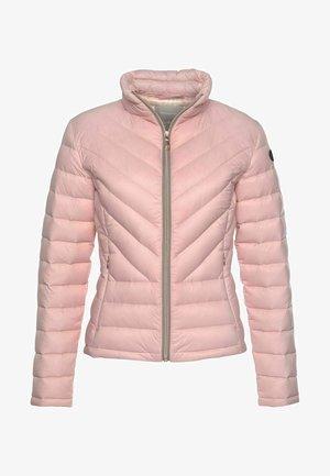 Down jacket - rose