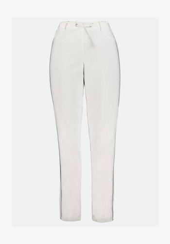 JULIA - Trousers - weiß