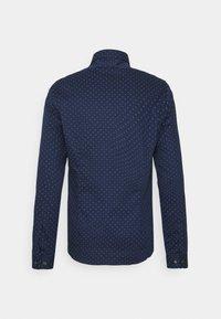 Calvin Klein Tailored - NATURAL EXTRA SLIM - Formal shirt - navy - 1