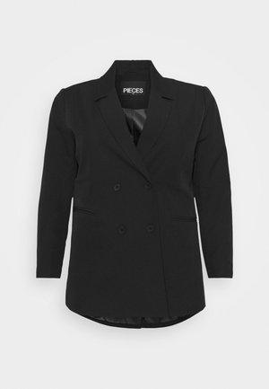 PCGIGI - Kort kåpe / frakk - black