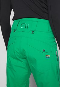 State of Elevenate - MEN'S BACKSIDE PANTS - Snow pants - green - 5