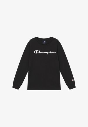 LEGACY AMERICAN CLASSICS LONG SLEEVE - Long sleeved top - black