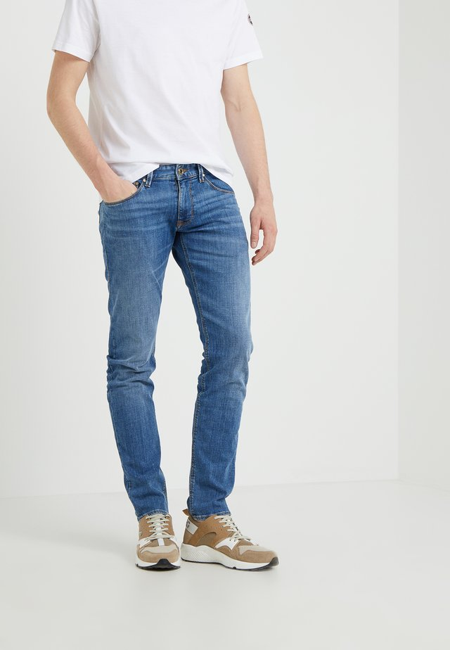 STEPHEN-JEANS - Džíny Slim Fit - blue denim