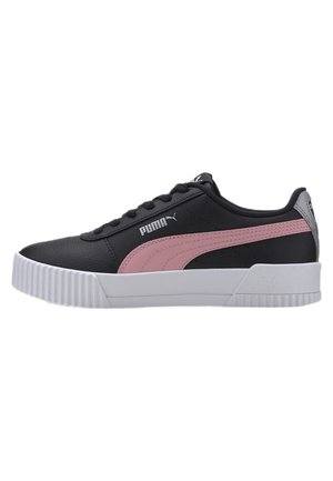 PUMA CARINA L YOUTH TRAINERS MÄDCHEN - Trainers - black-peony